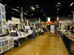 How Small Businesses Can Rock Their Next Trade Show: Tips from Chicago Comic Con's Artist Alley