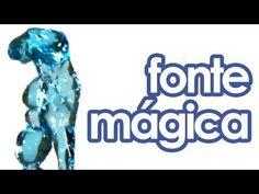 Fonte mágica (como fazer fonte de Heron - experiência de Física)