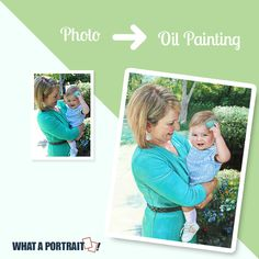 Whataportrait - We Convert your Photos into Canvas Paintings or Picture Portraits to make your memories forever. Photo Portraits are a great gift for your Loved ones. Photo To Oil Painting, Turn Photo Into Painting, Photo Memories, Best Memories, Pictures To Paint, Caricature, First Love, Cool Photos, Kids Room