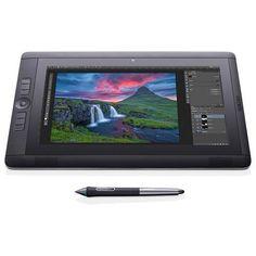 "Wacom Cintiq Companion 2 13.3"" Quad HD 512GB Multi-Touch Tablet #DTHW1310H #Wacom"