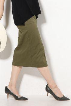 スリットスカート