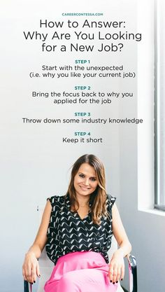 """If you're interviewing for jobs, one of the hardest questions you'll get is: """"why don't you want to stay where you are?"""" Here's exactly what you should say. This can be a tricky question to answer in a job interview without speaking negatively about your current job or employer. You already know it'snevera good idea to trash your boss or tell an interviewer or recruiter that you can't stand working with your team, right? So how do you answer the question of why you are job searching?…"""