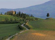 7 Cool Tuscan Landscape