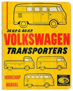 volkswagen transporters workshop manual | Flickr - Photo Sharing!