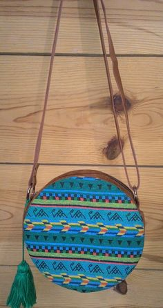 Bolsa Redonda  www.elo7.com.br/atelierbrunaprebay