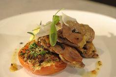 Saltimbocca s talianskym rizotom a zapečenými paradajkami - Recept pre každého kuchára, množstvo receptov pre pečenie a varenie. Recepty pre chutný život. Slovenské jedlá a medzinárodná kuchyňa