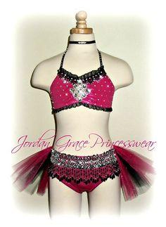 """Oh My Gosh""-Jordan Grace Princesswear custom dance costumes, dance costumes"