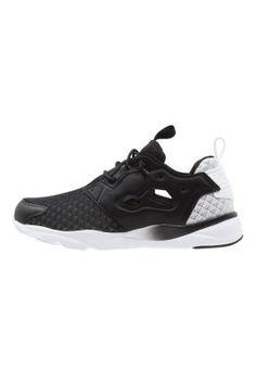 dcb23087b3c92 FURYLITE SHEER - Baskets basses - white black · BassClassicSneakersShoesMen FashionReebokDerbyTrainers