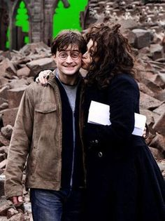 Behind The Scenes Of The Harry Potter Movies � 35 Pics