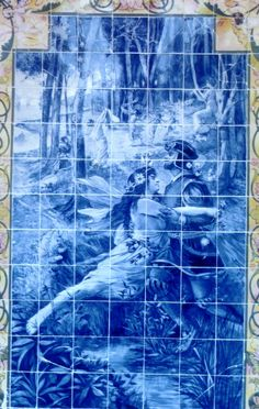 portuguese tiles | Thread: Portuguese Blue Tiles, Ceramics, etc / Azulejos Portugueses