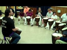 Interesting game idea...WISHWISHWISH I had African Drums to teach with.