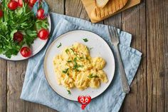 Scrambled eggs, omelette, top view, copy space. Breakfast with p Scrambled eggs, omelette, top view, copy space. Breakfast with p - Stock , #Affiliate, #omelette, #top, #Scrambled, #eggs #AD<br> Healthy Protein Breakfast, Healthy Breakfast For Kids, Easy Egg Breakfast, Clean Eating Breakfast, Clean Eating Meal Plan, Clean Eating Recipes, Eating Eggs, Top View, Side View