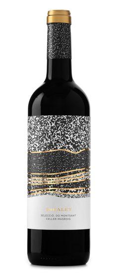 Rojalet wines. Celler Masroig. Montsant, Priorat. Rojalet selecció, red wine.