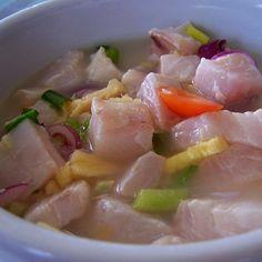 Vydatná rybí polévka