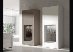 Go Modern Ltd > Sideboards and Cabinets > Madeira Tall Sideboard Dining Furniture, Furniture Making, Luxury Furniture, Home Furniture, Contemporary Cabinets, Modern Cabinets, Contemporary Furniture, Tall Sideboard, Sideboard Buffet