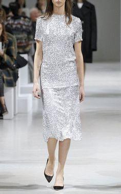 Nina Ricci Fall/Winter 2015 Trunkshow Look 8 on Moda Operandi