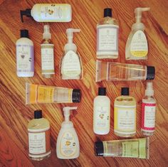 All-Natural Beauty Products by Deep Steep