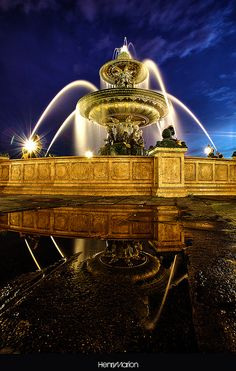 L'Heure Bleue by Henry_Marion, via Flickr