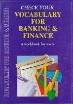 This workbook provides vocabulary exercises for students learning English with a specialist subject.