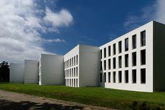 Studentenwoningen, Drienerlo, Enschede, Claus en Kaan architecten (1997)