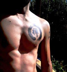 Enso Zen Kanji Zen Tattoo