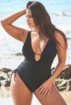 8ec17957e86f8 swimsuits for all ashley graham Tankini Swimsuits For Women