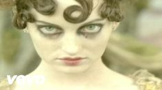 The Smashing Pumpkins' Thirty-Three.  Such a lucious, gothy, victorian, stop motion video.  And oldie but a goodie.