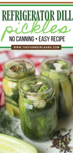 Canning Dill Pickles, Garlic Dill Pickles, Pickled Garlic, Pickles Recipe, Easy Pickle Recipe, Dill Pickle Recipe No Canning, Easy Pickling Spice Recipe, Dill Pickle Recipes, Pickling Spices