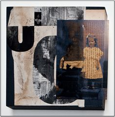 Artist Janet Jones Collages, Assemblages, Mixed Media and Prints