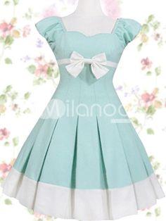 Cute spring or summer dress
