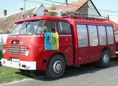 Csepel D710 itfaiye aracı Rescue Vehicles, Firetruck, Busse, Old Cars, Cars And Motorcycles, Trucks, Retro, Emergency Vehicles, Fire Engine