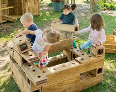 What is STEM in early childhood, anyway? Once you can identify it, you'll find it everywhere!