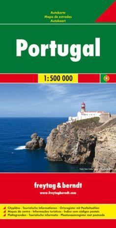 Portugal by Freytag-Berndt und Artaria