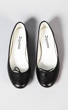 repetto = the perfect black flats