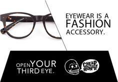 #CheapMonday #fashion #eyewear #ThroughTheLookingGlass #Tortoise #Don'tMissTheSale! #OpenYourThirdEye Fall Looks, Winter Looks, Fashion Eyewear, Cheap Monday, Girls With Glasses, Through The Looking Glass, Third Eye, Tortoise, Fashion Accessories