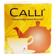 Calli Natural Herbal Tea   by Sunrider
