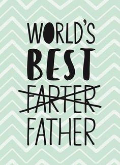 Vaderdag-grappig-worlds-best-father - Was Sie Für Die Party Wissen Müssen