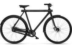 Smart bike with Straight frame - VanMoof