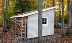 the side yard, backyard, or in the rear setback; but never over the septic field. Included in their Outdoor Storage Sheds, Storage Shed Plans, Outdoor Sheds, Pool Shed, Backyard Sheds, Vinyl Siding Installation, Building A Shed Roof, Building Design, Building Ideas
