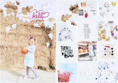 Steffi Ried Project Life Double page #scrapbookwerkstatt #pinkfreshstudio #studiocalico