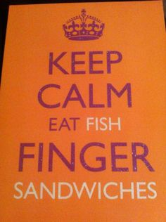 Fish Finger Sandwiches and red sauce . Fish Finger, Finger Sandwiches, Red Sauce, Birds, Eye, Party, Quotes, Fine Dining, Sandwiches
