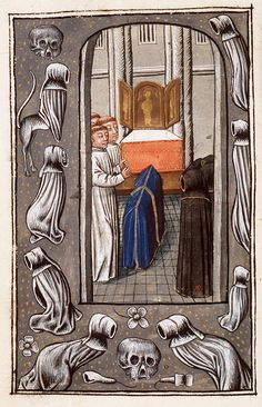 The Hague, KB. Book of Hours (use of Rome), Southern Netherlands; c. 1500-1510