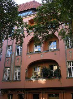 ღღ Berlin, Charlottenburg - Another beautiful example of Berlin's Architecture