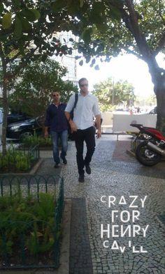 Crazy For Henry Cavill BR: Exclusivo !  Armmie Hammer já no Brasil flagrado p...