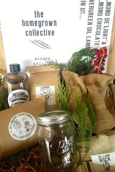 Homegrown Collective: Sustainable Seasonal Project Kits | 13 Awesome Subscription Boxes For Everyone You Know