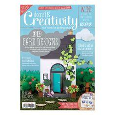 Creativity Magazine - Issue 67 - February 2016   docrafts.com