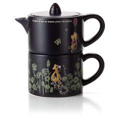 Winnie the Pooh Tea for One Teapot Set