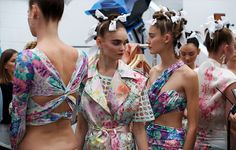 Claretshowroom: Zimmermann Australian Fashion Week 2012/2013