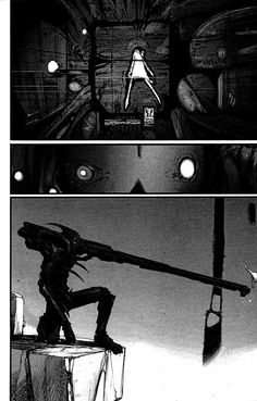 Blame! 55: Another Meeting at MangaFox.me