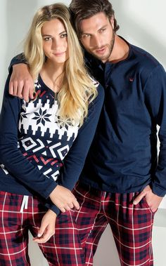Graceful and Romantic Christmas Couple Dresses for the Festivity Winter Wear, Winter 2017, Fall Winter, Latest Winter Fashion, Winter Outfits 2019, Fashion Online, Fashion Show, Glitter Fashion, Couple Outfits